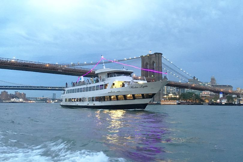 Harbor lights by Empire Cruises