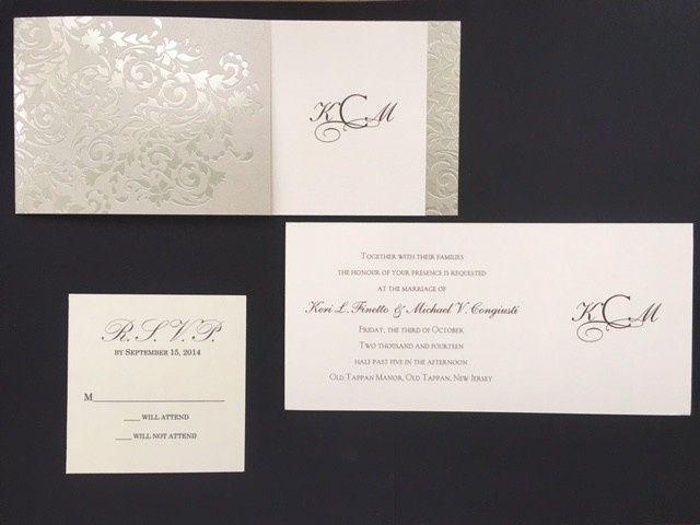 Tmx 1489935829071 Img1029 Washingtonville wedding invitation