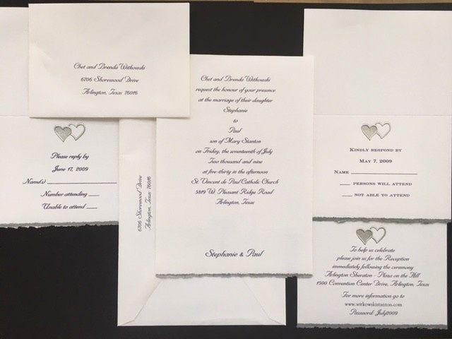 Tmx 1489935837973 Img1031 Washingtonville wedding invitation