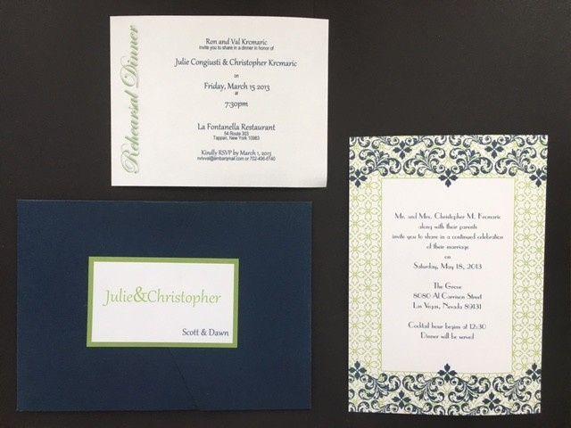 Tmx 1489935845871 Img1032 Washingtonville wedding invitation