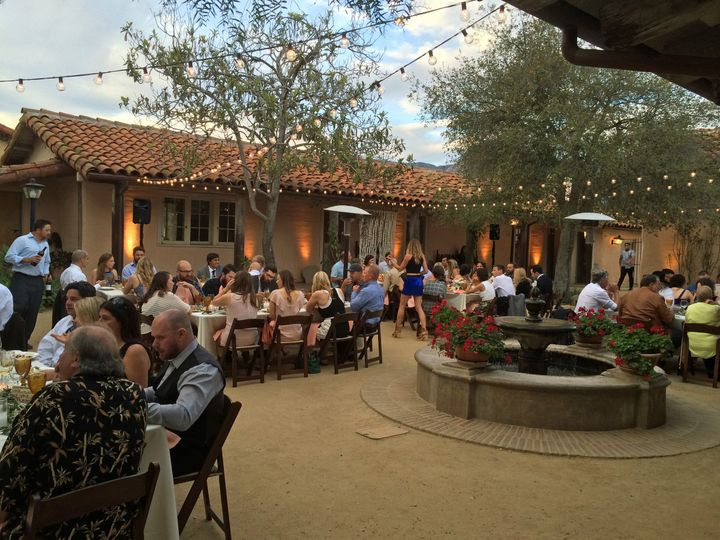 Tmx 1426619467825 Historical Lower Courtyard Ventura wedding catering