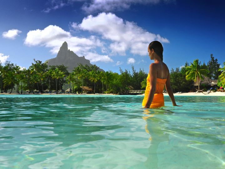 Tmx 1497044004066 Bora Bora Paradise Las Vegas, NV wedding travel