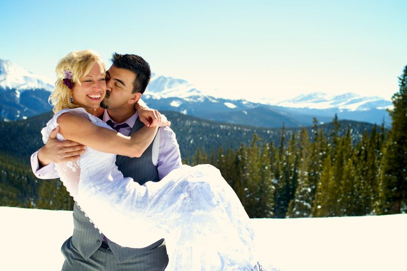 sapphire point overlook wedding dillon colorado 4