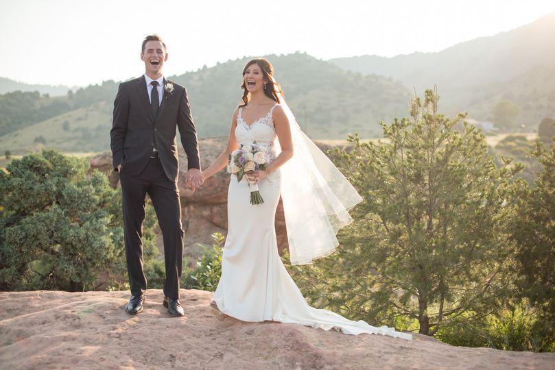 willow ridge manor wedding colorado mountains natu