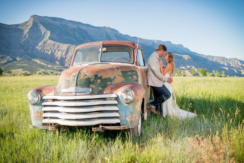 parachute colorado mountain wedding natural you ol
