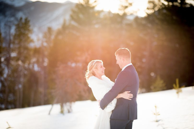 sapphire point breckenridge colorado march wedding