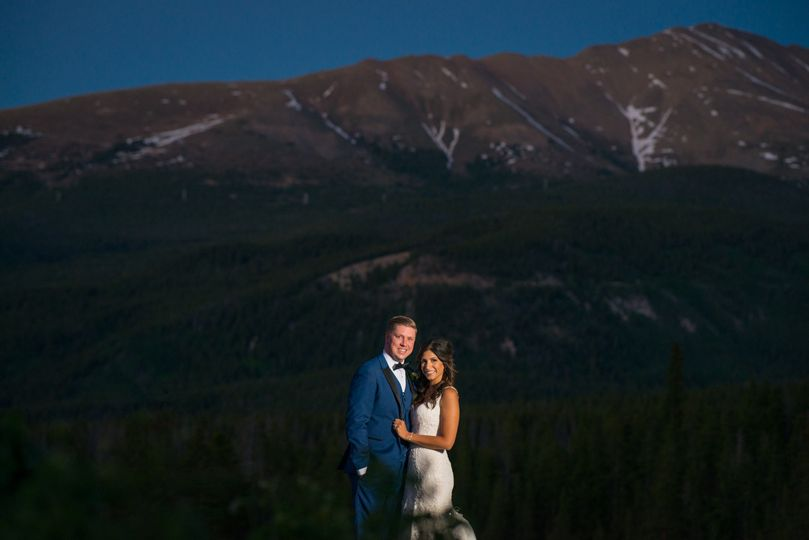 800x800 1507655811982 ten mile station wedding breckenridge night photog