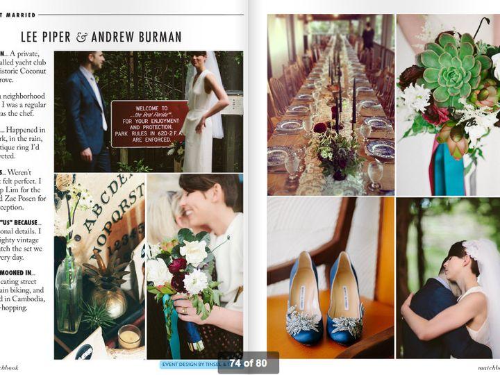 Tmx 1383798307914 Nov13 Matchbbokleeandre Brooklyn, NY wedding florist