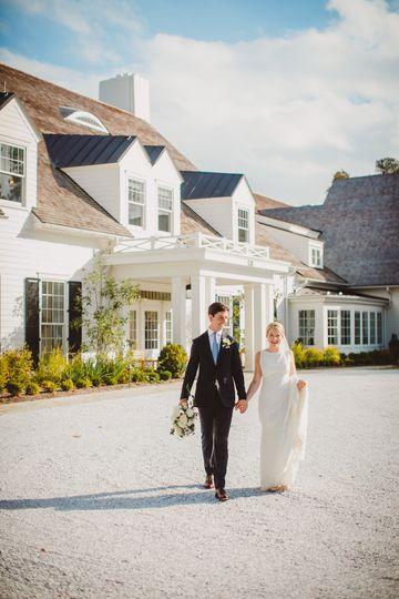 Gibson Island Wedding