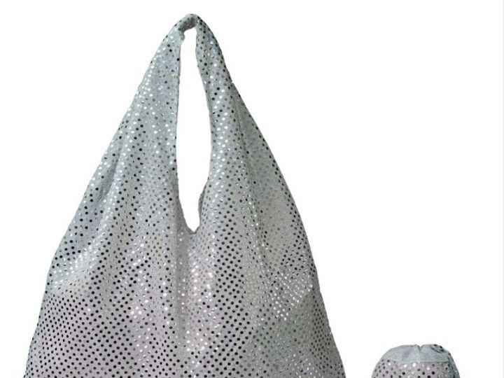 Tmx 1391924296111 Silver Sequin Bag 640x64 Katonah wedding favor