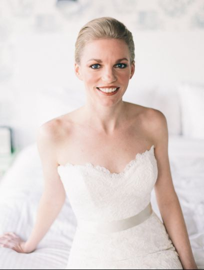 Gorgeous Kelly on her big day in Brooklyn, NY