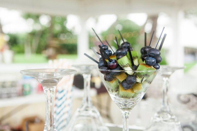Fruits on sticks | angela nelson photography