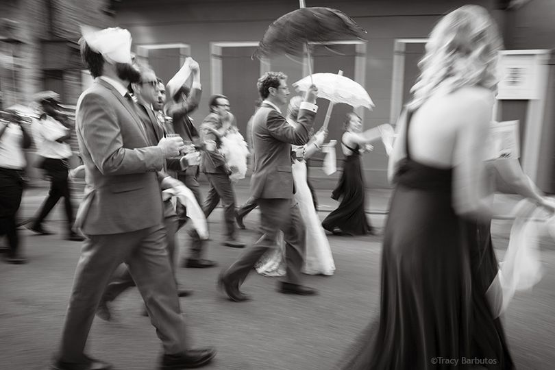 New Orleans Wedding - Barbutes