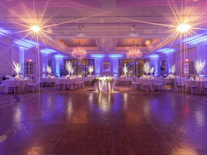 Tmx 1485994194 054b1488c8d16f9c Uplighting And Pinspotting Centerpieces North Andover, MA wedding dj