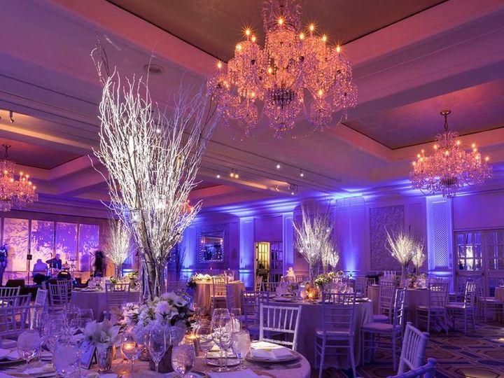 Tmx 1485994273620 Uplighting And Pinspotting Centerpieces 2 North Andover, MA wedding dj