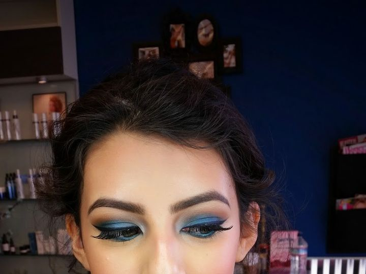 Tmx 1454965380184 Carissa Makeup Visalia wedding beauty