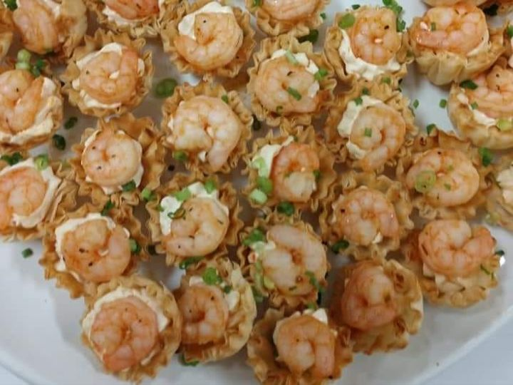 Tmx Shrimp Appetizer From Catered Event Toys For Tots 2018 51 1012732 Wisconsin Rapids, WI wedding planner
