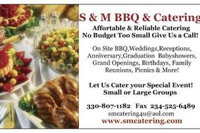 S & M BBQ & Catering