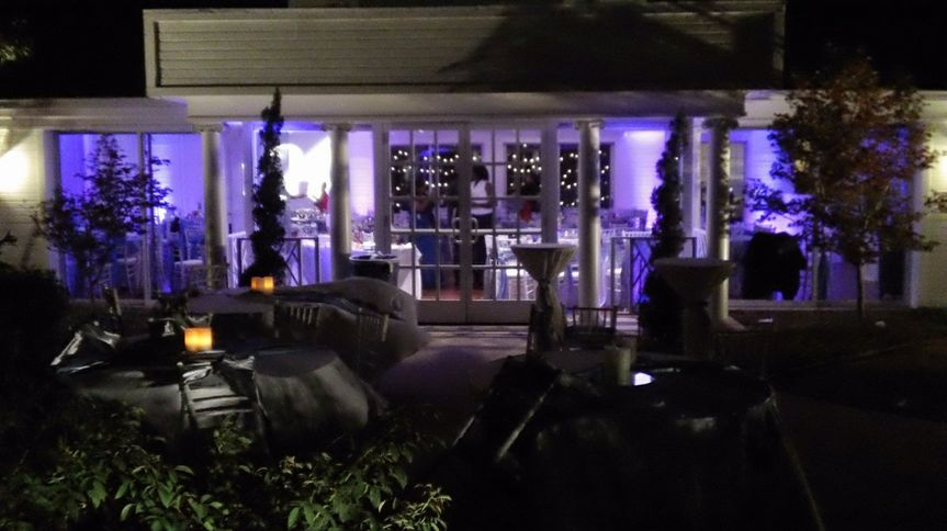 CB Entertainment provided DJ and Lighting services at the Fairy Tale Manor in Frisco. Room...