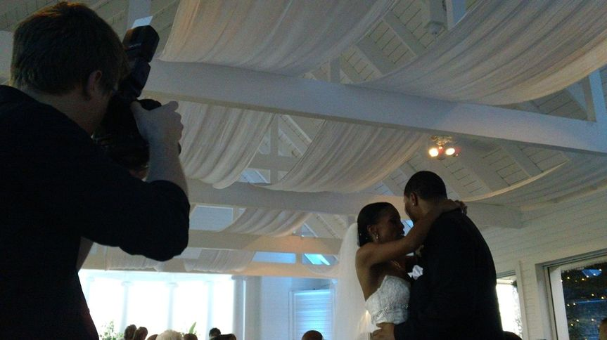 CB Entertainment provided DJ and Lighting services at the Fairy Tale Manor in Frisco. 1st Dance