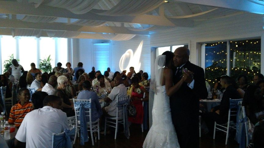 CB Entertainment provided DJ and Lighting services at the Fairy Tale Manor in Frisco. Father...