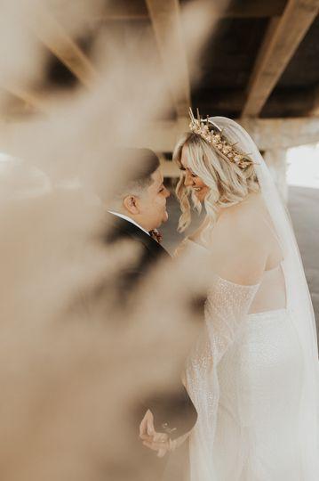 Industrial LGBTQ+ Wedding