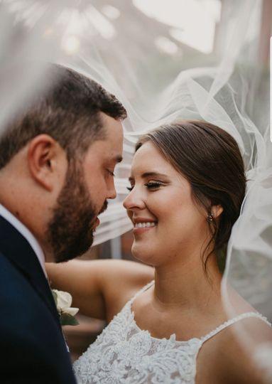 Romantic Roswell wedding