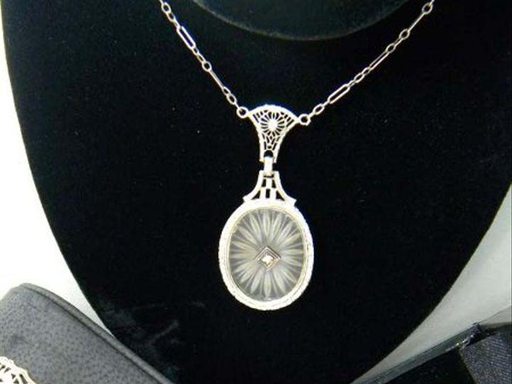 Tmx 1274379245620 OurJewelryRockCrysTrio.FP Lansdale wedding jewelry