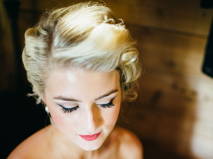 Tmx 1437616784935 20140912 Amanda And Ricky Wedding Final Edit 2452 San Jose, CA wedding beauty