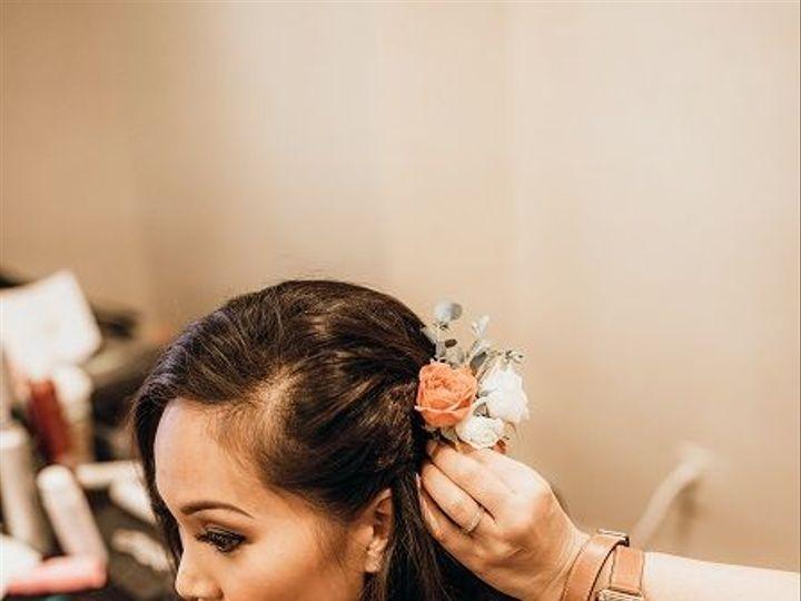 Tmx 1536269350 1ebe14f6f16787f2 1536269348 8e5279937c0a0efd 1536269347644 1 Hairmakeup3 San Jose, CA wedding beauty