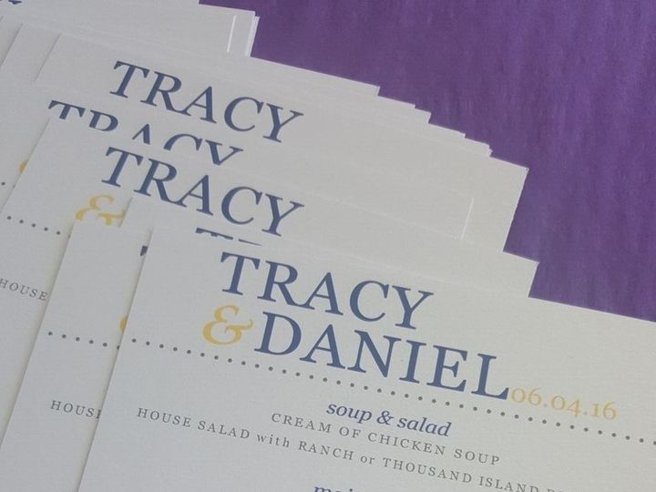 Tmx 1481513291537 Ymb9tvjixpz21gjcpw5eok6oln7pujgwbkthqnedwda Castle Rock, CO wedding invitation