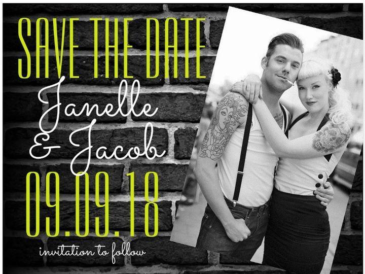 Tmx 30123834 10155928103260860 2571530768476012544 N 51 196732 Castle Rock, CO wedding invitation