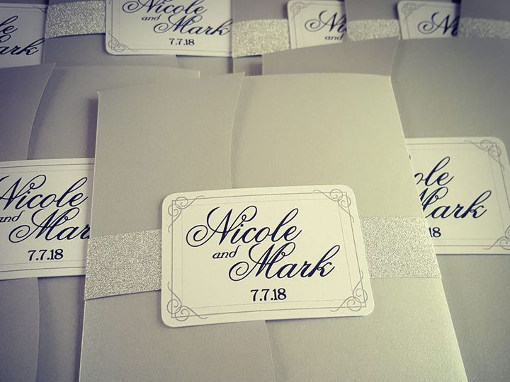 Tmx 36828555 10156140207330860 8147293853724966912 N 51 196732 Castle Rock, CO wedding invitation