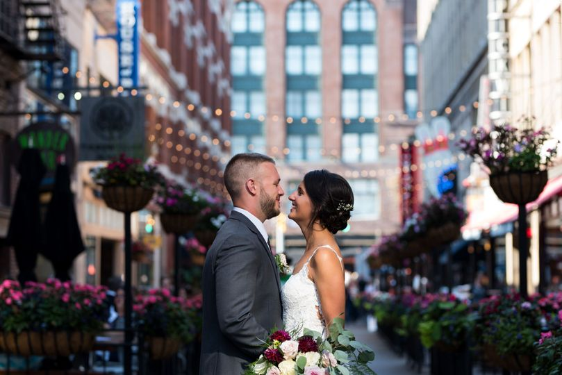 Wedding in Cleveland, Ohio