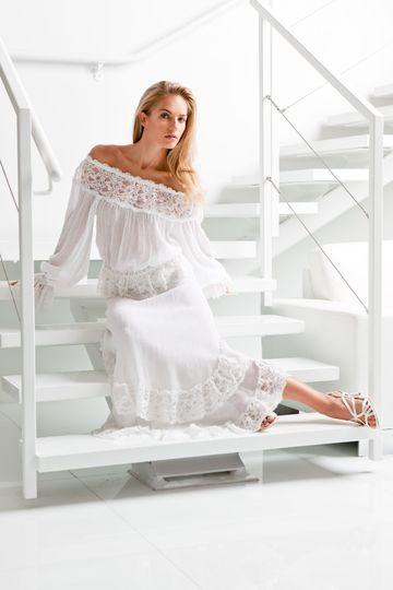 Sara Plisse' Style #B1001 / S2002