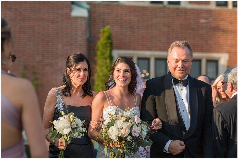 Ceremony:  Natirar Wedding