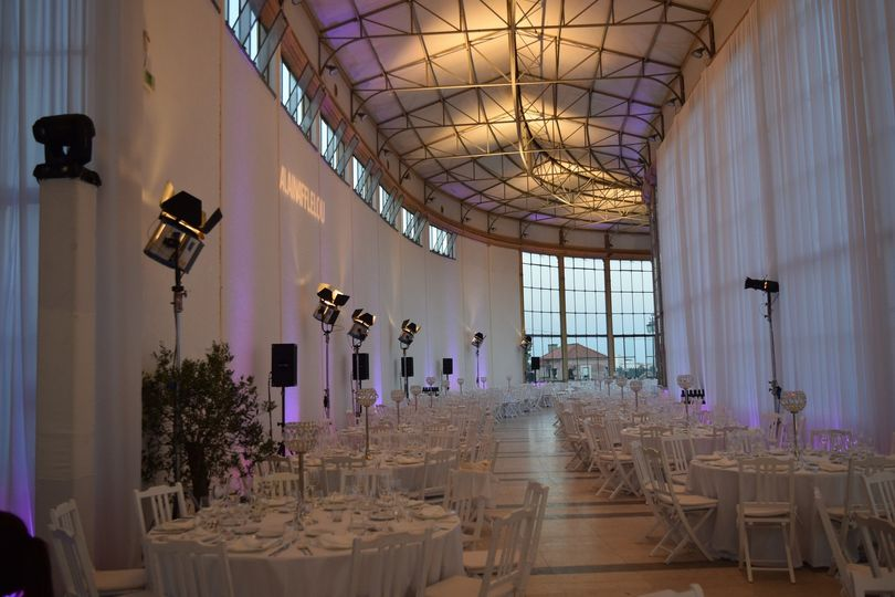 Custom sound and lighting services