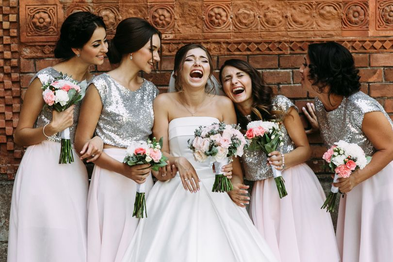 deposit bridesmaid