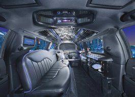 10 passenger interior