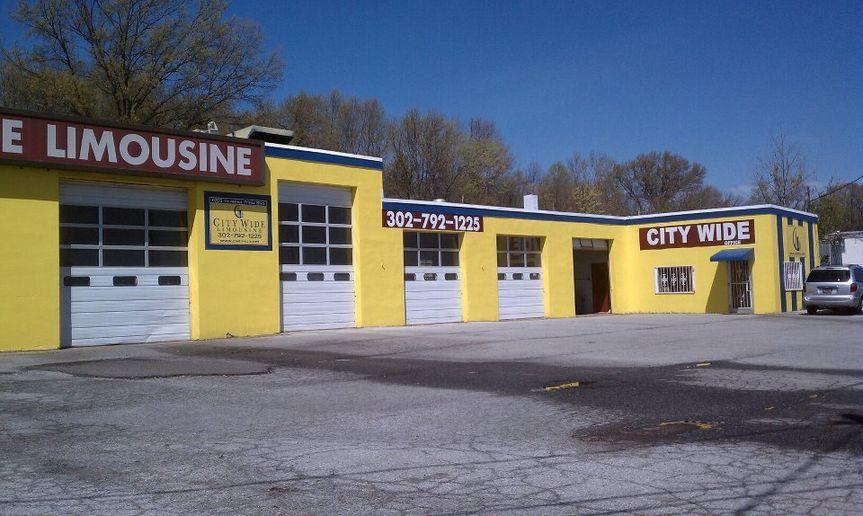 City Wide Limousine office