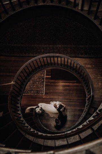 Staircase Emily Crenca Photogr