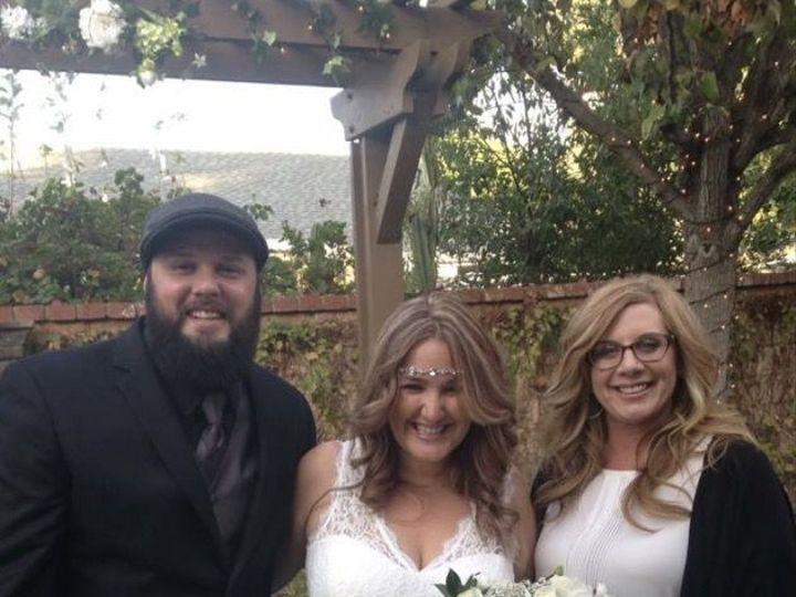 Tmx 1515687643 968d6dd4e0e341d2 1515687641 Bdd22ae1b8c54974 1515687633029 1 EF3E428C ED87 4DDA Canyon Country, California wedding officiant