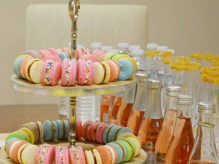 Tmx Funparty 51 701832 Cohasset, MA wedding cake