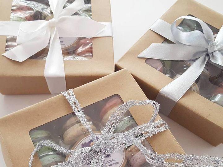 Tmx Giftboxes 51 701832 Cohasset, MA wedding cake