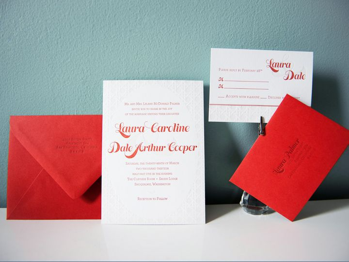 Tmx 1402592028857 Palm Springs Styled Durham wedding invitation