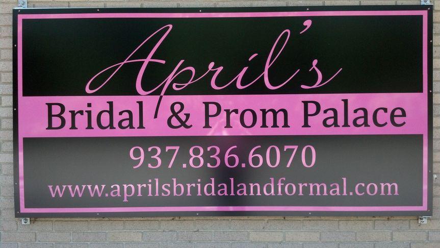 April's Bridal and Formal LLC