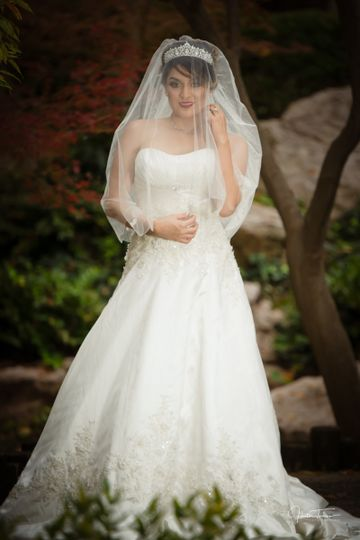 Krystell bridal session