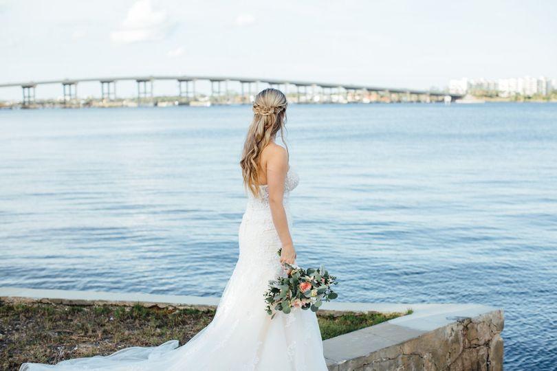 An Ormond Beach Bride