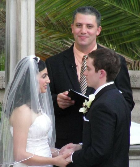 """I Do With You"" Wedding Officiant"