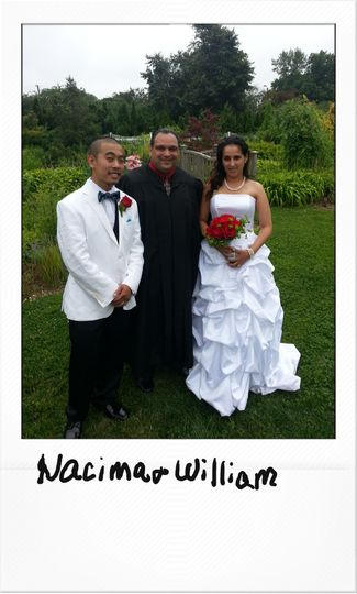 nacima and william